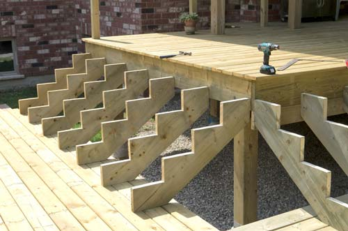 Deck Installation and Repair Vancouver WA